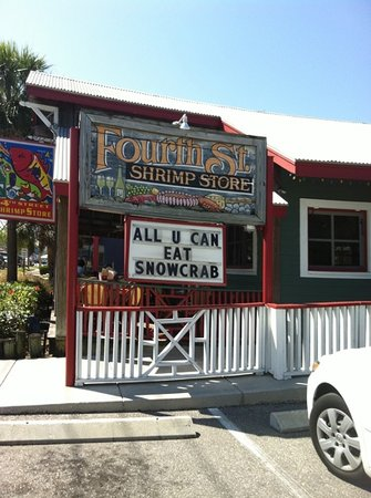 Fourth Street Shrimp Store