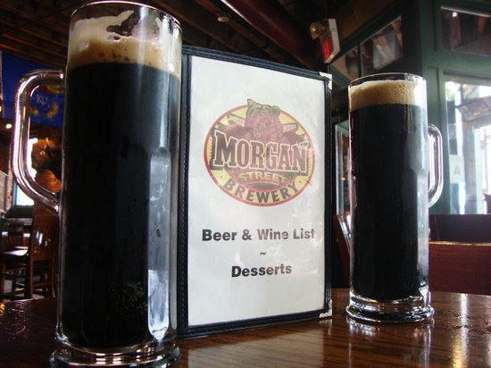 Morgan Street Brewery: the irish stout. DO NOT MISS IT.