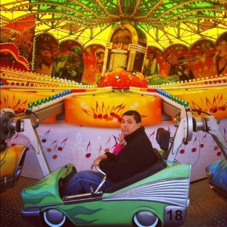 Oaks Amusement Park : Rock and Roll Ride