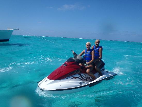 Stingray City Cayman Islands Banks