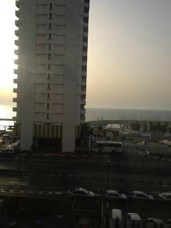 Leonardo Beach Tel Aviv Hotel: [obscured] Sea View