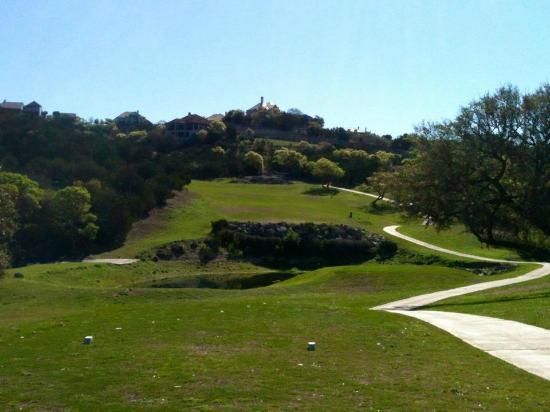 Tapatio Springs Hill Country Resort: The Ridge Course Hole #2