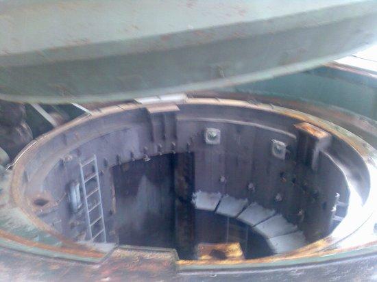 Pobuz'ke, Ukraine : Missile silo