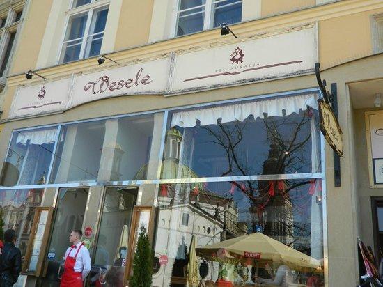 Wesele Restauracja: Wesele Restaurant