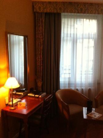 BEST WESTERN Delphi Hotel : Doppelzimmer