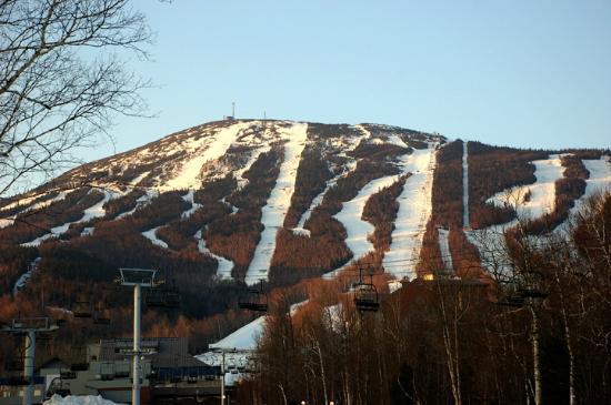 Sugarloaf Inn : Sunrise on the mountain