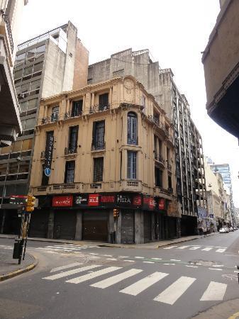 El Firulete Downtown: Fachada