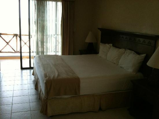Hotel Manglares : Habitación