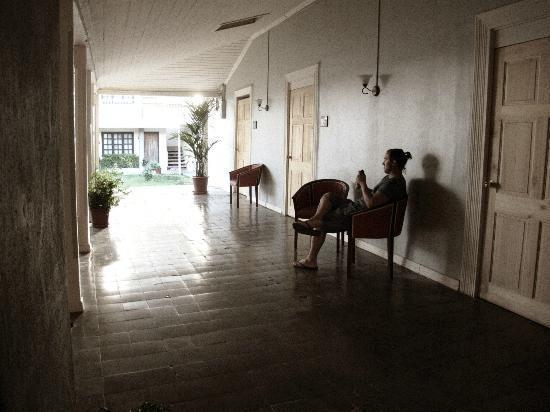 Hotel Liberia: character and Liberia charm