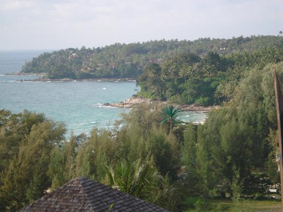 Ayara Hilltops Resort and Spa Surin Beach: View from the room