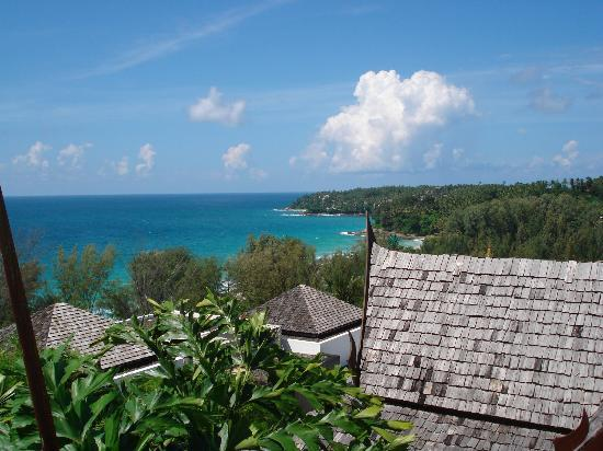 Ayara Hilltops Resort and Spa: View from our deck