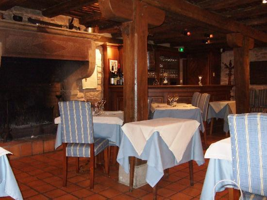 Hotel Restaurant L'Ami Fritz: L'Ami Fritz Dining Room for Dinner