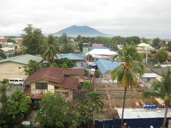 Marlim Mansions : Uitzicht vanuit hotel