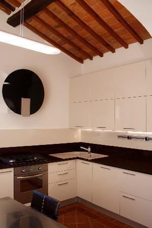La CoCCa Charming House : Cucina