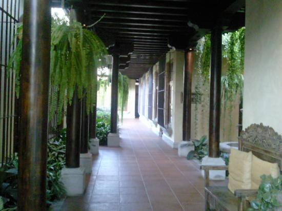 Camino Real Antigua: Hall