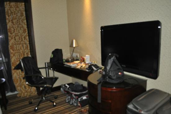 Leeden Hotel: room