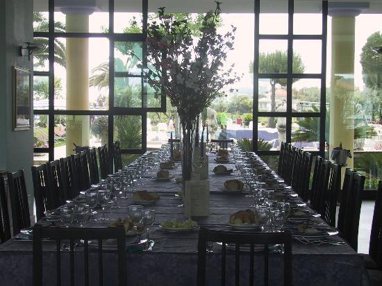 Hotel Parco dei Principi: Evento speciale al ristorante del Parco dei Principi