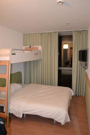 Ibis Budget Dresden City: Zimmer