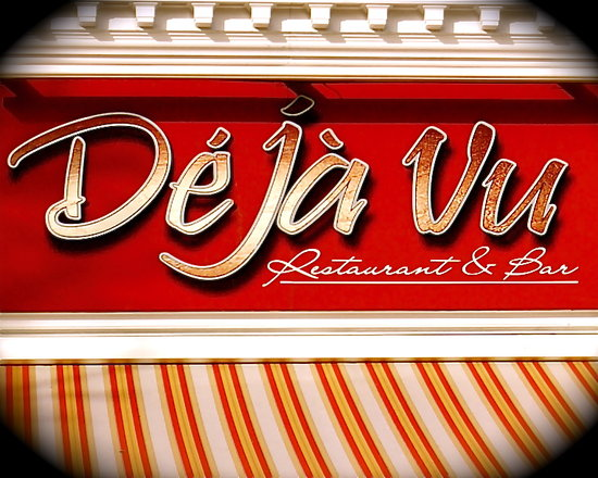Deja Vu: A Place For Friends