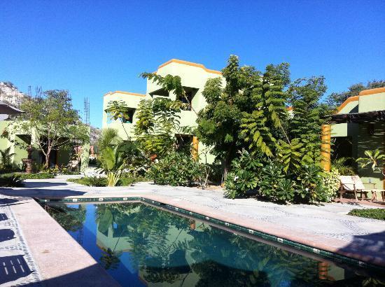 Pool at Hotel Los Pescadores