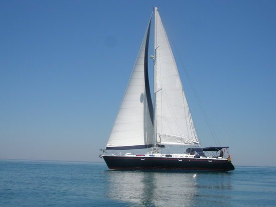 Dragonsmoke Sailing Charters - Private Day Tours: Dragonsmoke
