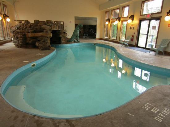 Landoll's Mohican Castle: Pool
