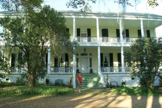 Elgin Plantation Bed and Breakfast : Our little place (if only)