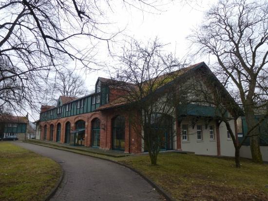 Hotel Hohenhaus: Ansicht vom Innenhof