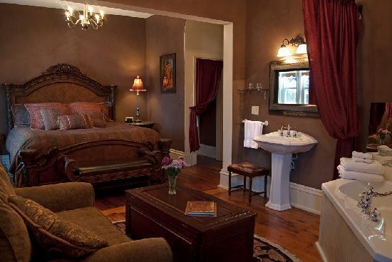 Brayton Bed and Breakfast: Belle Suite