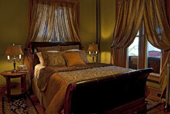 Brayton Bed and Breakfast: John Rich Room
