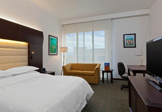 Sheraton Bogota Hotel : Habitación king -piso ejecutivo
