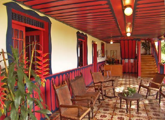 Finca Cafetera El Balso : Primer piso