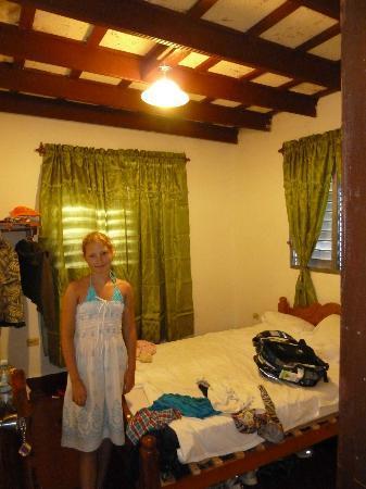 Casa de David y Deimy: Double bedroom