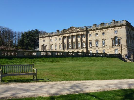 Wentworth Castle Gardens: Wentworth Casle