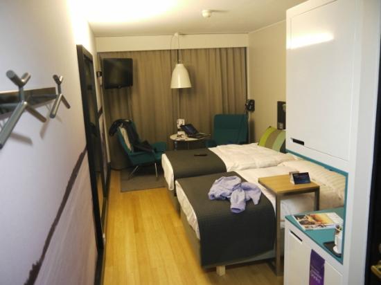 Radisson Blu Hotel, Espoo: Ground floor room