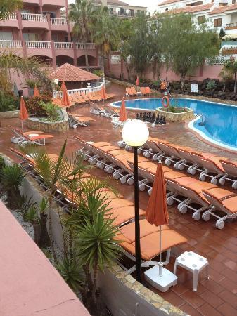 Marola Park: view from balcony