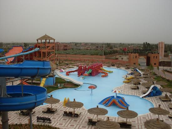 Be Live Family Aqua Fun Marrakech: Kiddies Pool