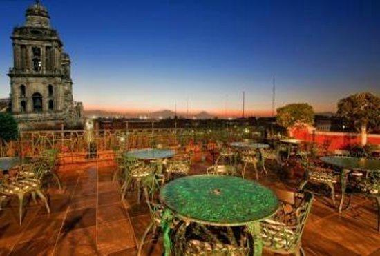 El Balcon Del Zocalo Mexico City Restaurant Reviews