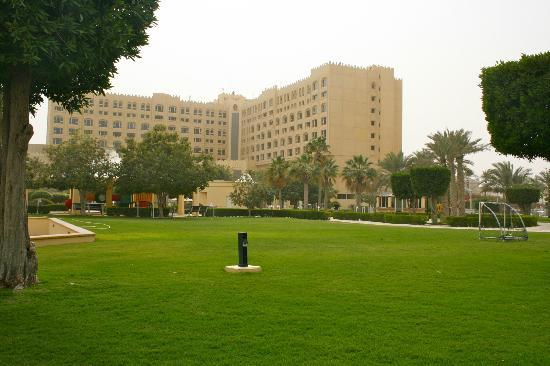InterContinental Doha: Hotel & Grounds