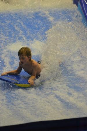 Fantasy Surf: our boys loved it