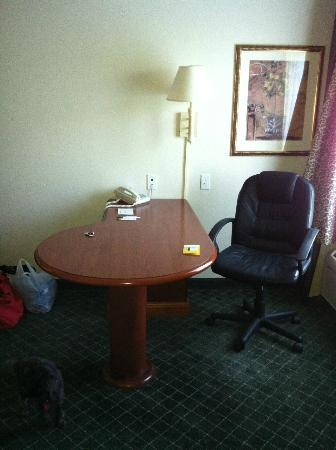 La Quinta Inn & Suites Corpus Christi Northwest: Work space