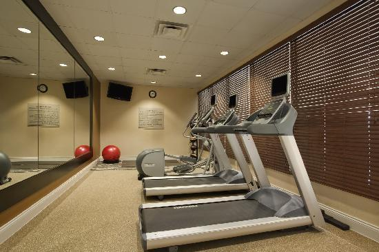 Hilton Garden Inn Islip/MacArthur Airport : Fitness Center