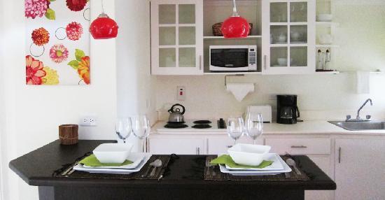 Mystic Ridge Resort: Kitchen - Two bedroom suite