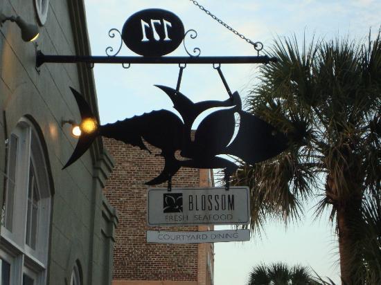 Blossom Restaurant Charleston South Carolina