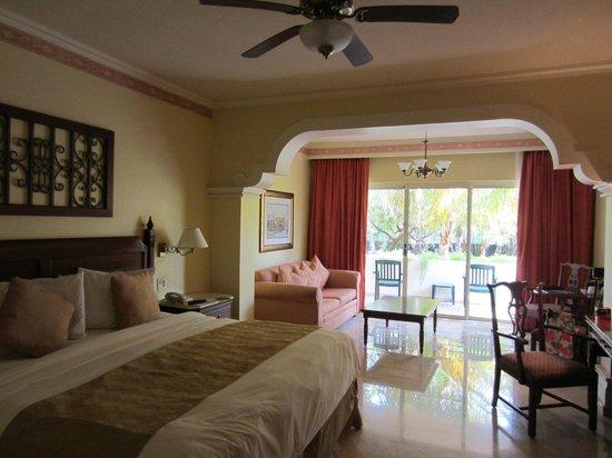 Gran Melia Golf Resort Puerto Rico: Garden View Room