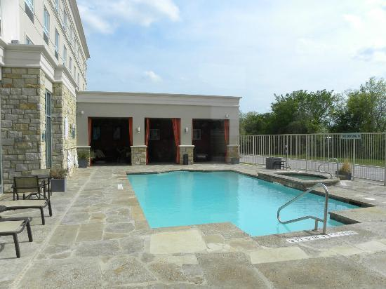 Holiday Inn Temple- Belton: pool
