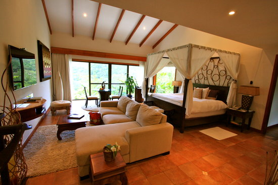 Tabacon Thermal Resort & Spa: Tabacon's Spacious Honeymoon Suite