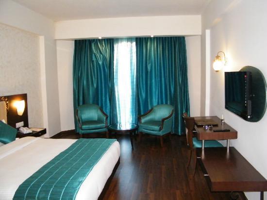 Club Mahindra Udaipur: the room