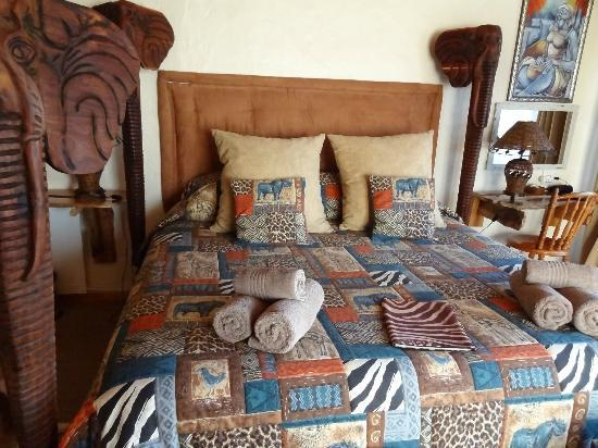 Dungbeetle River Lodge: Afrika Suite