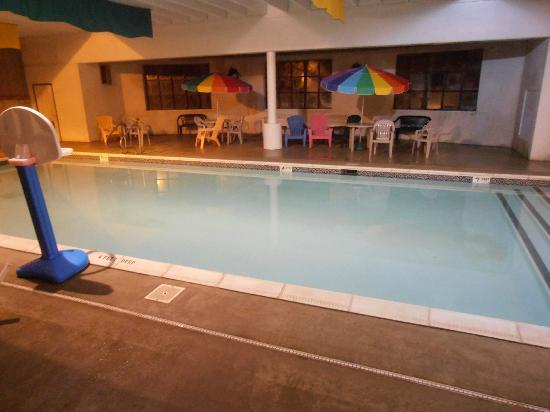 Winter Clove Inn: Indoor Pool